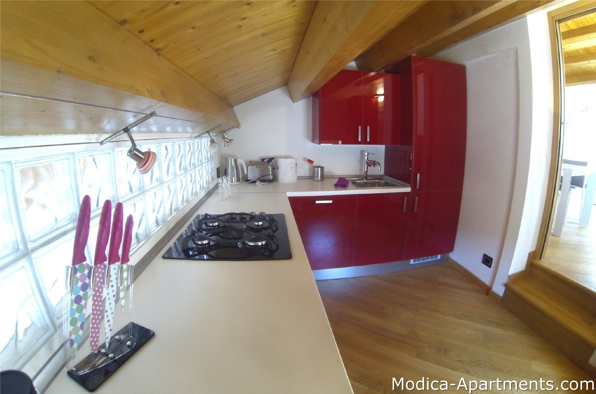 Giulietta apartments for rent in sicily modica