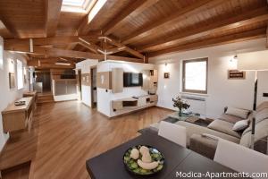 20 living room open space romeo modica sicily