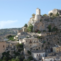 03 castle watch tower modica sicily